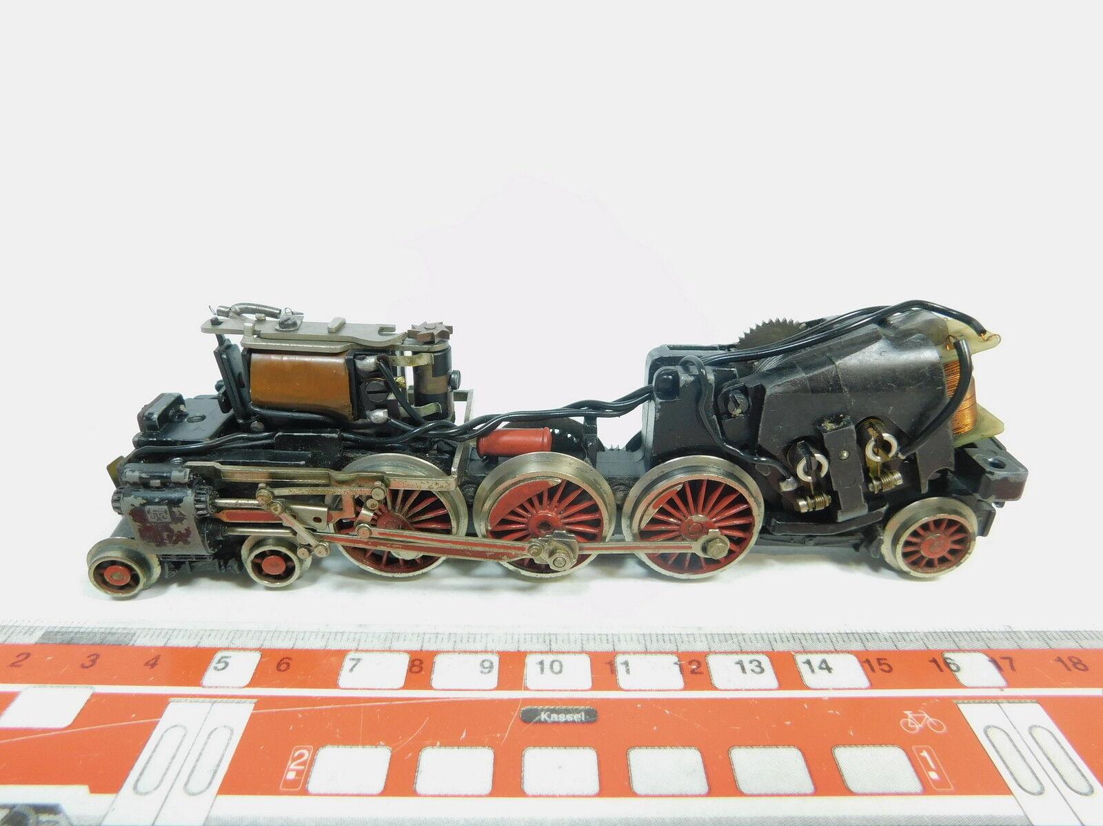 AZ653-1  Märklin Marklin H0 AC Chassis for Steam Locomotive F 800 F800 01