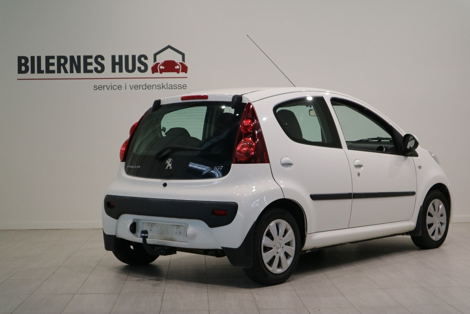 Peugeot 107 1,0 Cool - billede 1