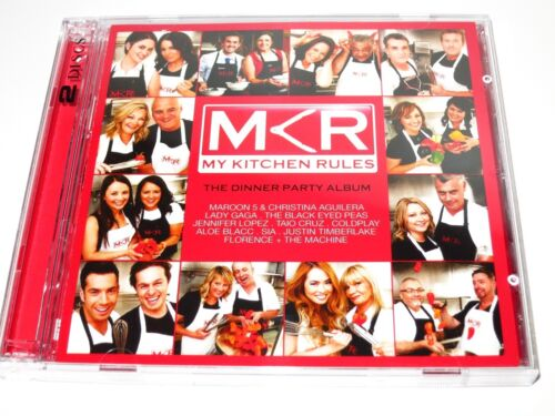 1 of 1 - compilation, My Kitchen Rule (MKR) The Dinner Party Album, Various Artists 2CD
