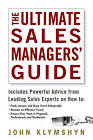 The Ultimate Sales Managers' Guide by John Klymshyn (Hardback, 2006)