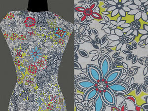 stoff wool peach pastellfarben orientalisch muster blumenmuster ebay. Black Bedroom Furniture Sets. Home Design Ideas