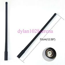 10 pcs TNC Male 66-88Mhz Antenna For Two Way Radio 32cm long