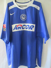 Hertha Berlin 2005-2006 Home Football Shirt Size XL / 10168