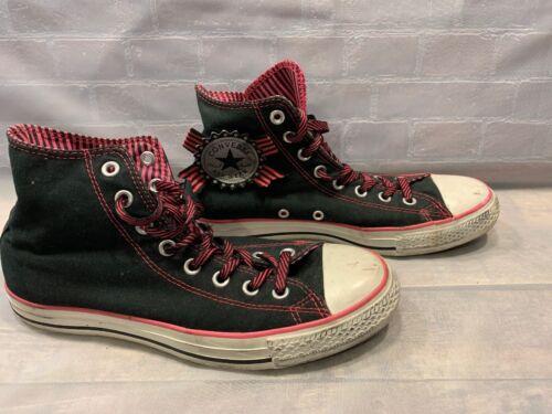 All Converse Femmes Chaussures 519218f Stars Rose Pourpre 10 Noir Taille Fuchsia qpddZ