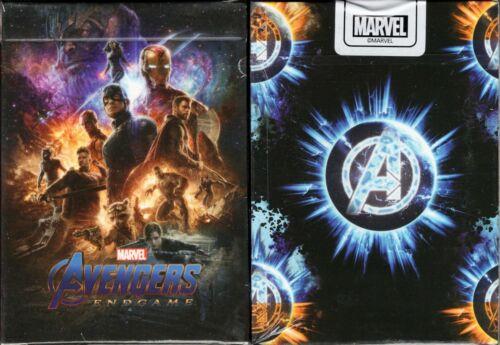 Avengers Endgame Classic Playing Cards Poker Size Deck JLCC Custom Limited New