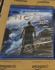 Noah 3D  (Blu-ray 3D+2D) Import Region Free and Plays in USA