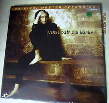 MFSL 2-45007 Patricia Baber Verse 45rpm LP box set