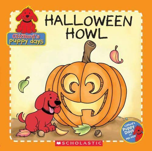 Halloween Howl (Clifford's Puppy Days) by Herman, Gail