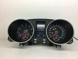 VW-Golf-Benzin-Km-H-Tachometer-Kombiinstrument-Tachometer-5K0920870F