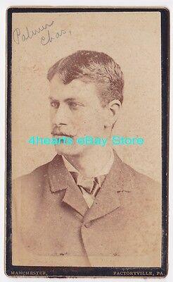 G13-938 Charles Palmer - Skinners Eddy, PA     --- id'd