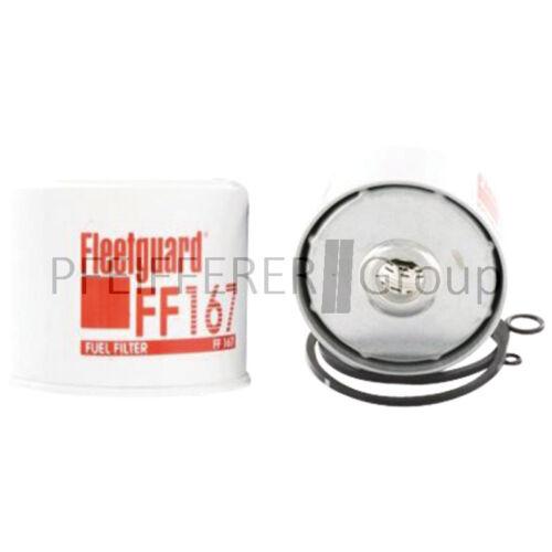 hombre-nº p917x pas F Fleetguard Filtro de combustible ff167