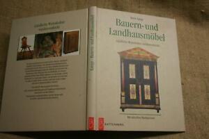 Sammlerbuch-alte-Bauernmoebel-Bauernmalerei-alte-Schraenke-Landhausmoebel