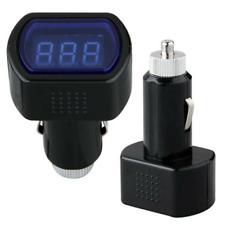 Portable Led Voltage Panel Meter Car Digital Monitor Volt Tester Voltmeter