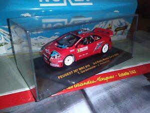 IXO-MODELS-1-43-PEUGEOT-307-WRC-16-RALLY-MONTE-CARLO-2006-Neuf-EN-Boite