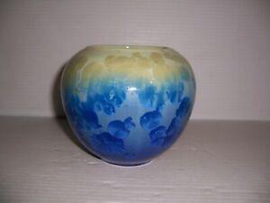 Adam-Egenolf-Ceramic-Crystalline-Glazed-Pottery-Olla-Pot-Vase-4-3-4-034-x-5-1-2-034