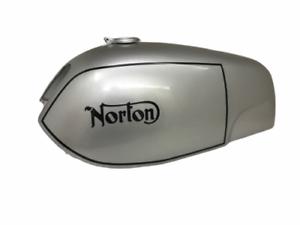 NORTON FASTBACK COMMANDO PAINT FUEL PETROL TANK WITH CAP