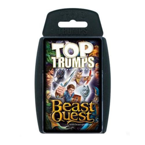 WHOLE RANGE SPECIAL COLLECTORS EDITIONS TOP TRUMPS TOP TRUMP CARD GAME