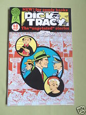 DICK TRACY - THE UNPRINTED STORIES  -  BLACKTHORNE USA COMIC - #3 - JAN 1988