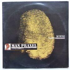 "MAXI 12"" RAP   MAN PRAXEL Cleptomaniac   SP 2245"