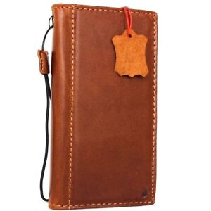 Genuine-Vintage-Leather-Case-fit-Apple-iPhone-7-Plus-Book-Wallet-Cover-Luxury-ID