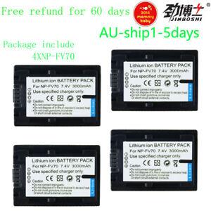 3A-4X-Battery-for-Sony-NP-FV70-NP-FV100-NP-FV30-NP-FV50-HDR-CX-HC-PJ-SR-SX-BYAU