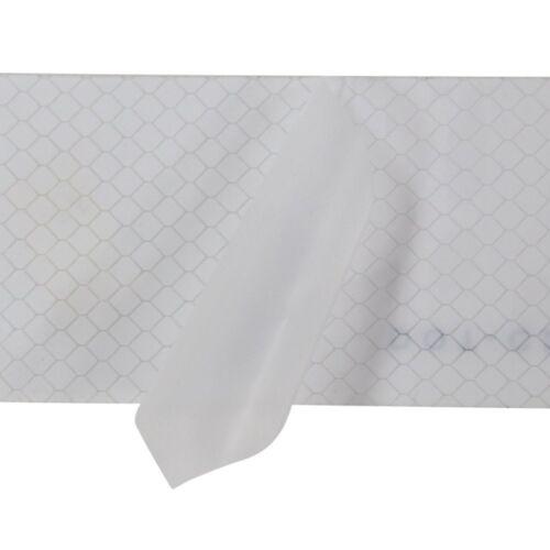 Diamond Grade Reflective Tape Fluro Hi Vis Adhesive Tape 50 x45.7m full roll