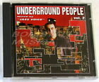 VARIOUS ARTISTS - UNDERGROUND PEOPLE VOL.2 Mixed Jazz Voice - CD Nuovo Unplayed
