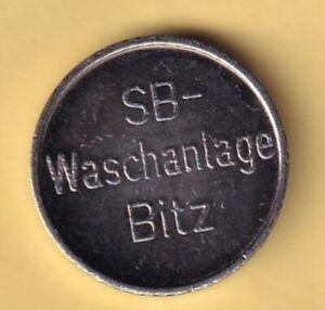 mutmaßlich Bitz Zollernalbkreis SB-Waschanlage Wertmarke Token Schlagspuren