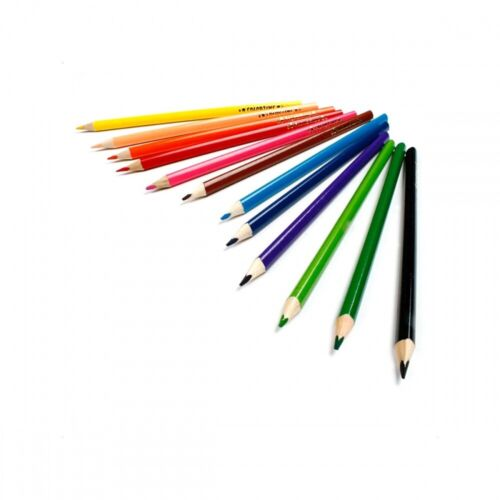 Stiftebecher Dinosaurier inkl 12 Dreikant Buntstiften Kinder Stifteköcher