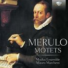Merulo: Motets (CD, Mar-2016, Brilliant Classics)