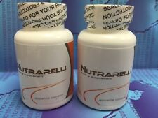 Nutrarelli 2 BOTTLES (60 cap) 2014 month,slimax,carbotrap,nutrareli,weight loss