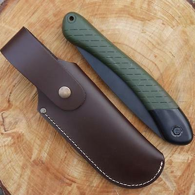 TBS LEATHER Bahco Folding Saw Belt Pouch