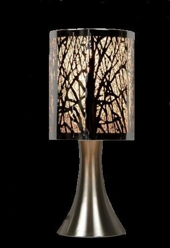 30cm Etching Touch Lamps for Bedside Table Good Price Table lamps Prefect Gifts