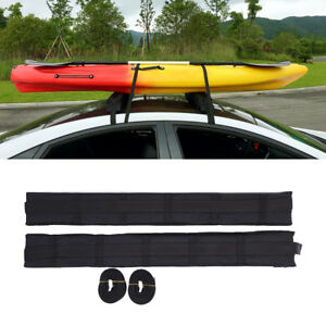 Image Is Loading Universal Car Roof Top Cargo Storage Rack Soft
