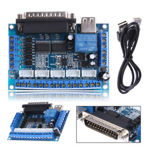 5-Axis-USB-CNC-Card-Controller-Interface-Board-USBCNC-Replaceable-for-Mach3-CNC