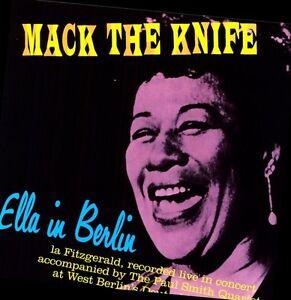 Ella-Fitzgerald-Mack-the-Kinfe-Ella-in-Berlin-New-Vinyl-Bonus-Tracks-180-G