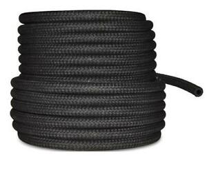 10mm 3//8 Car Fuel Braided Hose Flexi Pipe Diesel Injection Reinforced Polyester