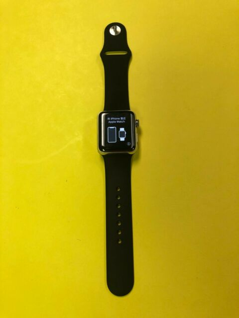 Apple Watch Series 2 38mm Silver Stainless Steel - GPS - Choose Band color
