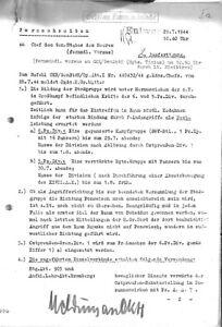 Heeresgruppe Mitte-Kriegstagebücher von 1939-1940-1942-1943 und 1944