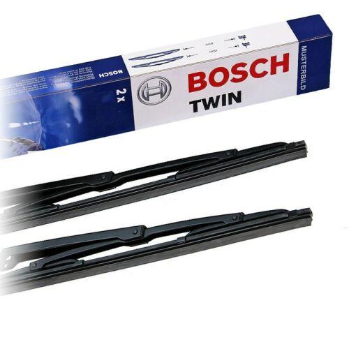 Original Bosch Twin essuie-glaces pour PEUGEOT 307 Bj 00-05
