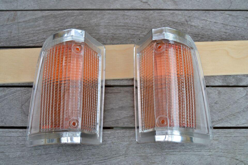 Blinklygteglas, Ford Cortina Mark 3