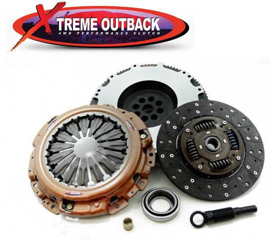 Xtreme SMF Flywheel Kit OUTBACK Clutch Navara D40 Diesel 2.5 L YD25 2005~2010