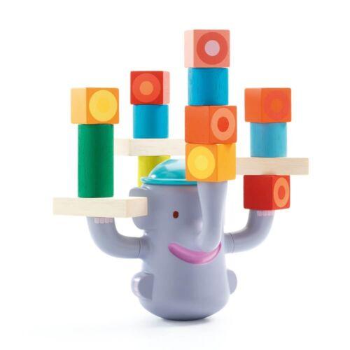 Djeco Geschicklichkeitsspiel Bigboum für Kleinkinder Stapelspiele
