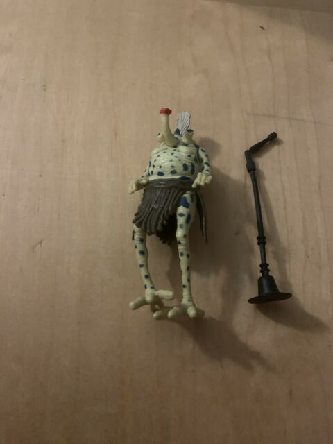 Rare Vintage Star Wars Sy Snootles + Microphone COMPLETE 1983 Return of the Jedi