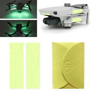 For DJI Mavic Mini Quadcopter Drone Decal Decorate Luminous Sticker