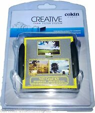 Cokin A Series ND Graduated Kit (G250A) Perfect for Micro 4/3, Fuji, Sony NEX