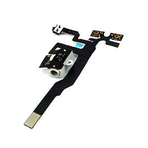 wei iphone 4s audio jack flex kabel laut leise mute stummschalter volume taste. Black Bedroom Furniture Sets. Home Design Ideas