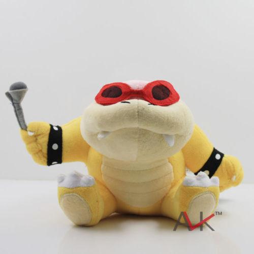 7Pcs Super Mario Koopalings Larry Iggy Iggy Iggy Lemmy Koopa Wendy Plush Toy Soft Bowser cef5c8