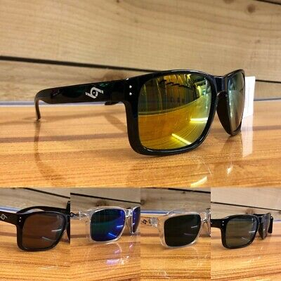 Hotsurf 69 Occhiali Da Sole Unisex Protezione Uv Cat 3 Eyewear Surf Fashion Inc Sock-mostra Il Titolo Originale