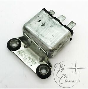 1963-1965 Lincoln Convertible Top Neutral Relay (C3VY14512D)